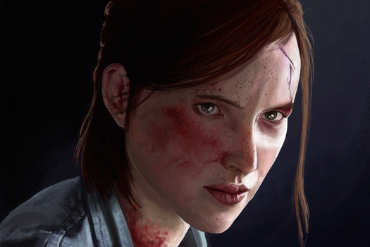 Ellie - The Last of Us Part 2 by apocalyptic-insanity