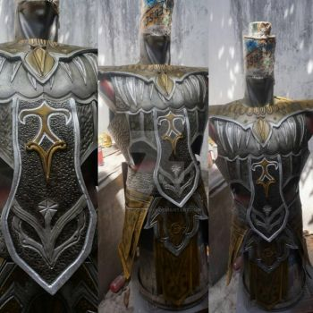 just armor commissions^^ by actstudio65148