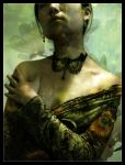 THE BUTTERFLY MISTRESS I by intensely