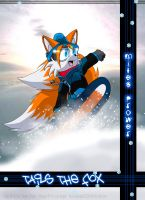 Tails: Snow by Foxxie-Angel