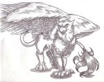Gryphon by Wolfling15