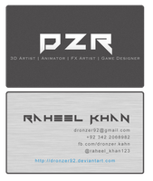 My Card 01 by dronzer92