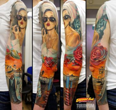 sleeve by grimmy3d