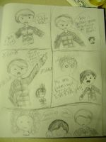 Frank ruins Gerards video by inMCRSpants8D