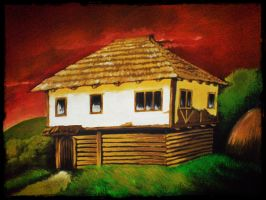 Old house by Sakich