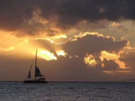 Sailing Past the Light by foreverintheshadows3