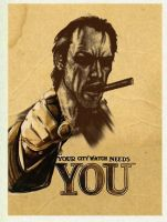 Your City Watch needs you by Hybrid--Rainbows