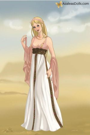 Aphrodite--Greek Mythology