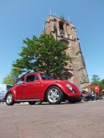a beetle infront of the oldehoven by damenster
