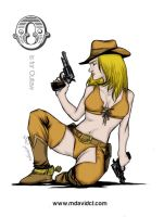 O is for Outlaw by mdavidct