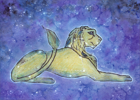 In Sign of Leo by Samantha-dragon