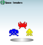 Super Smash Bros. Fantasia A.T. - Space Invaders by TuffTony