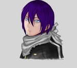 Yato by hearts-and-pins