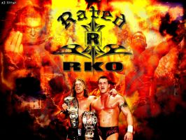 Rated RKO Wallpaper by AISTYLES