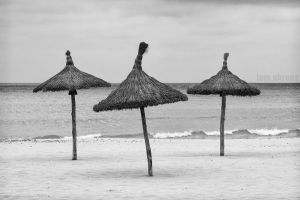 ....the beach by Ego-Shooter