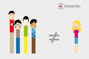The Big Bang Theory by Morillas