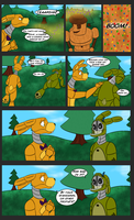 Spring-trapped #31 - Face/Off by RuneVix
