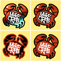 crabmike_logos by RusRed