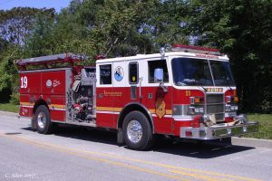 Main Pumper Truck by Tommyhawk