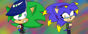The Trio by Sonicgenerations202