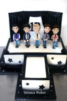 1D Cake by Verusca