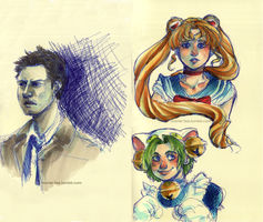 marker sketches 01 by ryounkura