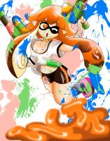 Inkling by Lucky-JJ