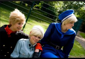 Hetalia: You an me and... Tino by Mangestu001