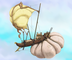 Living Sail by Crowsrock