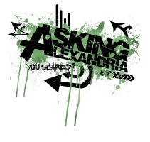 Asking Alexandria Shirt by alexandraxaccidental