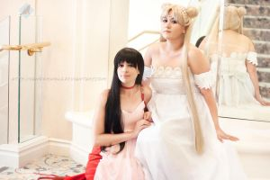 Sailor Moon: Royal Best Friend by VandorWolf