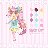 Adoptable - Sweet Kitty [Closed] by Dajuri