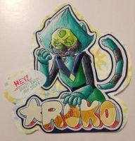 Rokodot [SU Crossover Badge] by GlowRoot