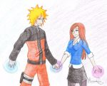 Naruto X: Naruto and Gwen by TheRealKyuubi16