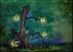 Fairy-land by erzsebet-beast