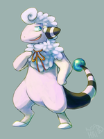 Cecil, Cotton Provider by TeaDino
