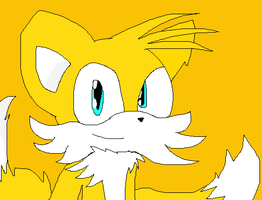 Miles Tails Prower by sonicexpertfan10