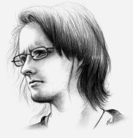 Steven Wilson by GothicXpress