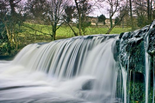 Aysgarth Falls II by Elmik5