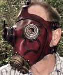 Steampunk Gas Mask 2 by TomBanwell