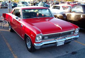1967 Pontiac Acadian Canso by Ripplin