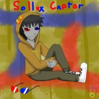 Sollux Captor by narupikalover