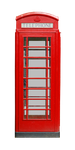 Old British Phonebox PNG.. by Alz-Stock-and-Art