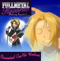 Fullmetal Records-Cover by grangercat