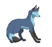 trade with SilverFoxWhiskers by leticiaprestes