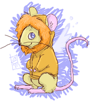 Kenny Mouse by J-LXXVII