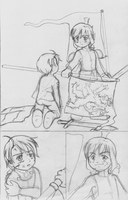 APH - Because of You :sketch: by chaneljay