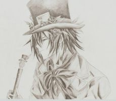 Mad Hatter by heythisissarah