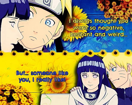 NaruHina Double Signature by strawberry4750