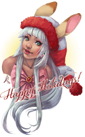 Happy Holidays! by TromboneGrll